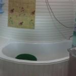 Номер 1 (ванная): Гостевой дом Азофф